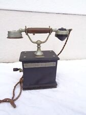 Altes Telefon Kurbeltelefon 11 1 19