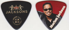 MARLON JACKSON 2014 Guitar Pick (JACKSONS,THE JACKSON 5,MICHAEL JACKSON)