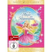 BARBIE DIE MAGIE DES REGENBOGENS -  DVD NEU
