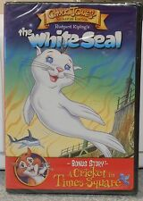 The White Seal (DVD, 2005) VERY RARE 1975 FAMILY FILM BRAND NEW