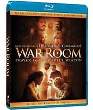 Brand New War Room Blu - Ray with free shipping