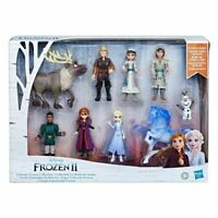 Disney Frozen 2 Ultimate Small 9 Doll Collection Exclusive NEW