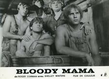 ROBERT DE NIRO ROGER CORMAN BLOODY MAMA 1970 VINTAGE PHOTO ORIGINAL #13
