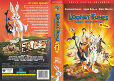 Looney Tunes - Back In Action (2003) VHS