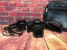 Cámara Canon EOS 500d + objetivo Canon lens 18-55mm