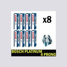 6x BMW 320 2.2i E46 y2000-2007 = High Performance Lgs Argento UPGRADE CANDELE