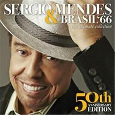 SERGIO MENDES & BRASIL '66 The Ultimate Collection 50th Anniversary CD BRAND NEW