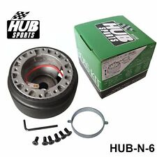Steering Wheel Adapter HUB Boss Kit for Nissan S13 S14 S15 Skyline R32 R33 GTR
