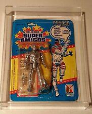 Super Amigos CYBORG (All Chrome) Papica / Super Powers