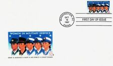 Military, War of Issue US First Day Covers (1991-2000)