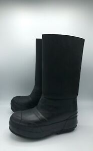 "Céline Phoebe Philo rubber ""Planet"" boots - Brand NEW and Authentic"
