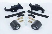 R&G Black Aero Crash Protectors for Honda NC750S 2014