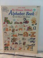 American School of Needlework The Ultimate Children's Alphabet Book Cross Stitch