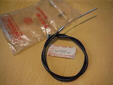 kawasaki  mb1 coyote   new original front brake cable  54005-048