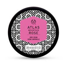 Body Shop ◈ ATLAS MOUNTAIN ROSE ◈ Rich & Silky Butter Moisturiser Cream ◈ 200ml