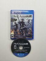 Nier: Automata (Sony PlayStation 4, 2017) VG FAST SHIP!!