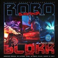 "BLOKKMONSTA ""ROBOBLOKK (PREMIUM EDITION)"" CD NEU"