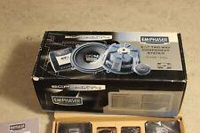 Emphaser ECP25XT4 Lautsprecher Auto 13cm 130mm neu 2-Wege Paar Highend 150W RMS