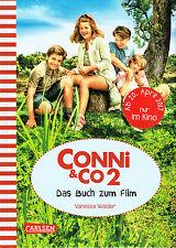 Conni und Co 2: Das Buch zum zweiten Kinofilm, Carlsen, Emma Schweiger, NEU
