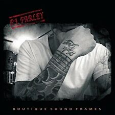 Pj Farley - Boutique Sound Frames (NEW CD)