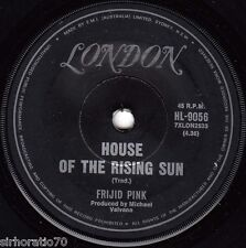 FRIJID PINK House Of The Rising Sun / God Gave Me You  45