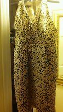 Jones new york 14 animal print dress