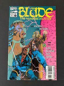 BLADE THE VAMPIRE-HUNTER #4  MARVEL COMICS 1994 VF+