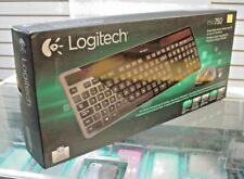 Logitech  MK750 Solar Wireless Keyboard  Laser Mouse M705 Quebec Keyboard France