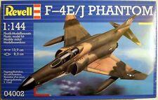 Revell 04002: F-4E/J Phantom, Bausatz in 1/144, N E U & OVP - ungeöffnet