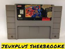 Mega Man 7 (Super Nintendo Entertainment System SNES, 1995)