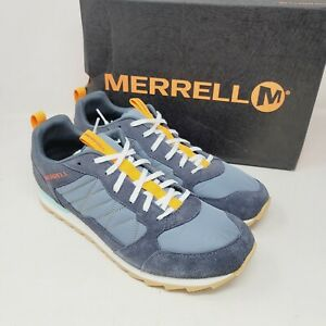 MERRELL Alpine Mens Sneakers  Athletic Shoes Ebony Blue Size 13M J16699