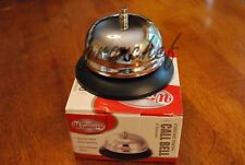 """Call Bell - Large 4"""" ~ For Kitchen, Store, Front Desk and B & B's  New In Box!"""
