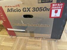 Ricoh Aficio GX3050N color duplex inkjet Printer