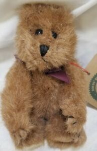 """Boyds' Bears Archive Collection 6"""" teddy bear collectable"""