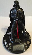Star Wars Darth Vader Figure Alarm Clock Radio