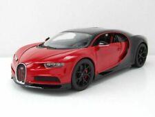 Bugatti Chiron Sport 16 Rouge/Noir 1 18 bburago