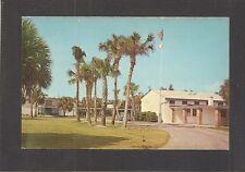 POSTCARD:  ELEMENTARY SCHOOL - ANNA MARIE ISLAND, MANATEE COUNTY, FLORIDA, 1950s