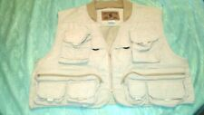FIELD & STREAM Fly Fishing Vest  Size L Never Used.