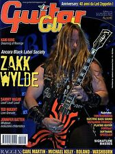 Guitar 2009 2.ZAKK WYLDE,LED ZEPPELIN,JENNIFER BATTEN,NOEL GALLAGHER,TED NUGENT
