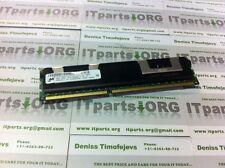 MICRON MT36JSZF51272PZ-1G1F1DD 4GB 2RX4 PC3-8500R DDR3-1066 ECC RAM