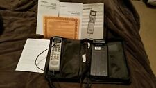 Vintage Motorola Mobile Phone in case