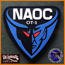 E-4B NIGHTWATCH NAOC PVC Patch, Ops Team 1, 55th Wing, Offutt AFB 747-200 USAF