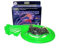 Taylor Cable 78551 Spark Plug Wire Set; Spiro Pro Lime Green 8mm Universal