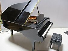 Genuine SEGA TOYS Black Grand Pianist 1/6scale miniature grandpiano JAPAN USED