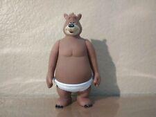 "Junior Bear 6.5"" Vinyl Figure Looney Tunes Warner Brothers 1994 Bugs Bunny Rare"