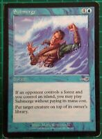 1X MTG MAGIC THE GATHERING SUBMERGE NEMESIS BLUE INSTANT UNCOMMON ENGLISH LP