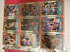 1986 Fleer Basketball Set (131/132) NM, No Jordan Or Stickers, Great Starter Set