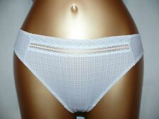 Antigel by Lise Charmel Rio Panty Panties Picnic Party Sable Nacre Checked NEW