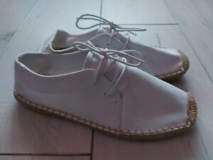 Gap Womens Espadrilles Shoes Pumps Lace Up Casual Summer Eur 38