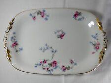 Limoges France LIM10 11inch Rectangular Serving Platter